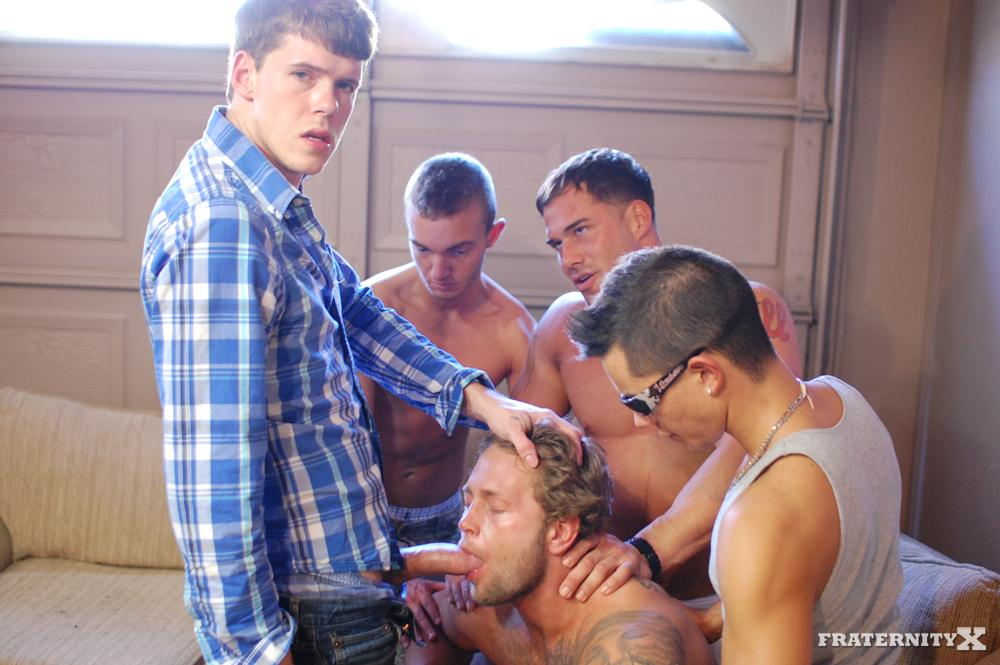 Fraternity-X-Straight-Frat-Boys-Barebacking-Amateur-Gay-Porn-06 Real Amateur Drunk Fraternity Brothers Take Turns Barebacking