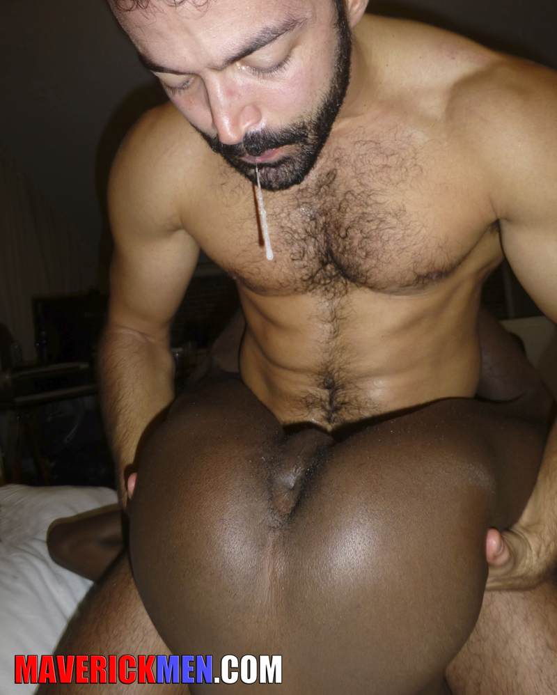 Maverick-Men-Skinny-Black-Boy-Getting-Fucked-By-Older-White-Men-Amateur-Gay-Porn-4 Amateur Skinny Black Boy Gets Fucked By Two Older White Men