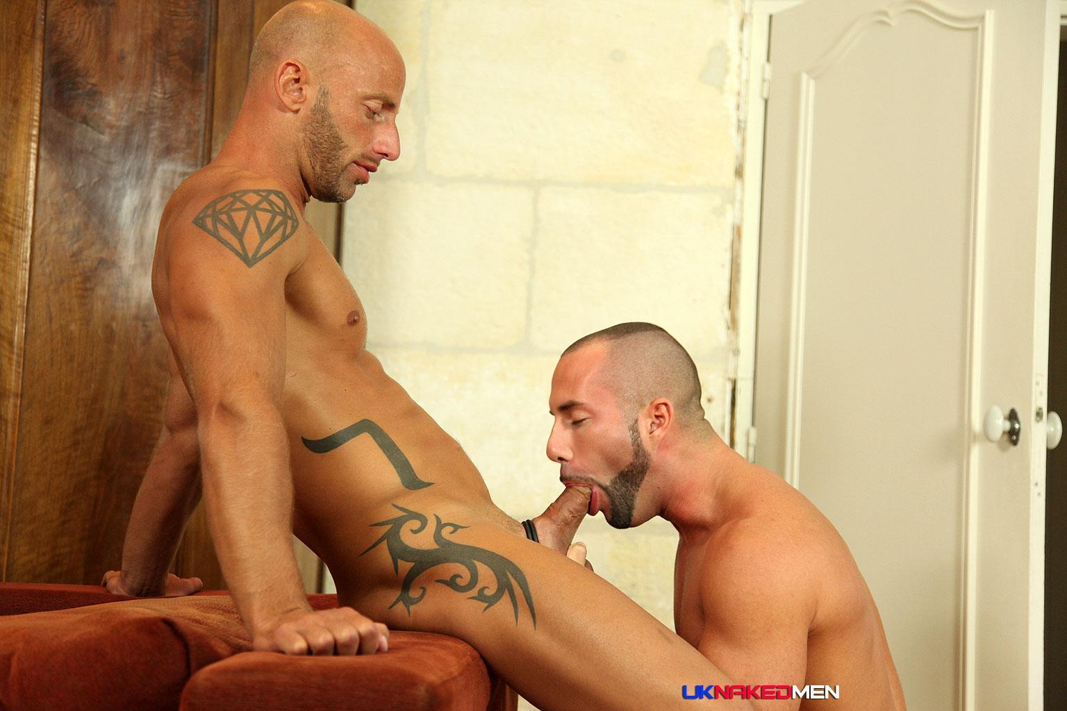 UK-Naked-Men-Aymeric-Deville-and-Craig-Farrel-Big-Thick-Uncut-Cocks-Fucking-Amateur-Gay-Porn-12 Aymeric Deville And His Thick Uncut Cock Getting Fucked By A Stranger