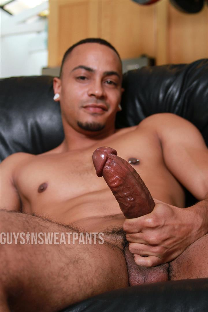 Guys In Sweatpants Ezekiel Stone and Dillon Hays Interracial bareback fucking Amateur Gay Porn 11 Hot Black Guy Gets Barebacked By A Sexy White Stud With A Big Uncut Cock