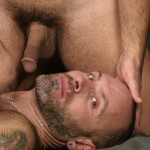 Bareback Masters Bud Allen and Sky Fairmount and Patrick Ives Hairy Bears Bareback Sex Amateur Gay Porn 16 150x150 Craigslist Hookup Leads To A Bareback Threeway With 3 Bears