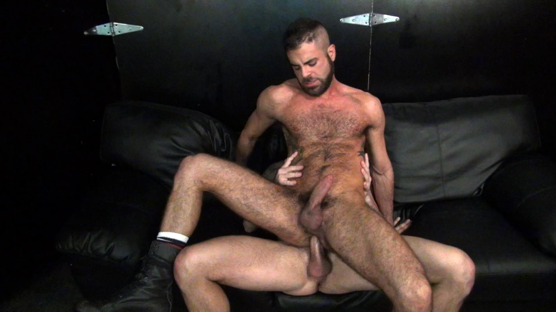 Raw Fuck Club Max Cameron and Markus Isaacs Hairy Muscle Bareback Breeding BBBH Amateur Gay Porn 3 Max Cameron and Markus Isaacs Breeding Each Others Hairy Ass