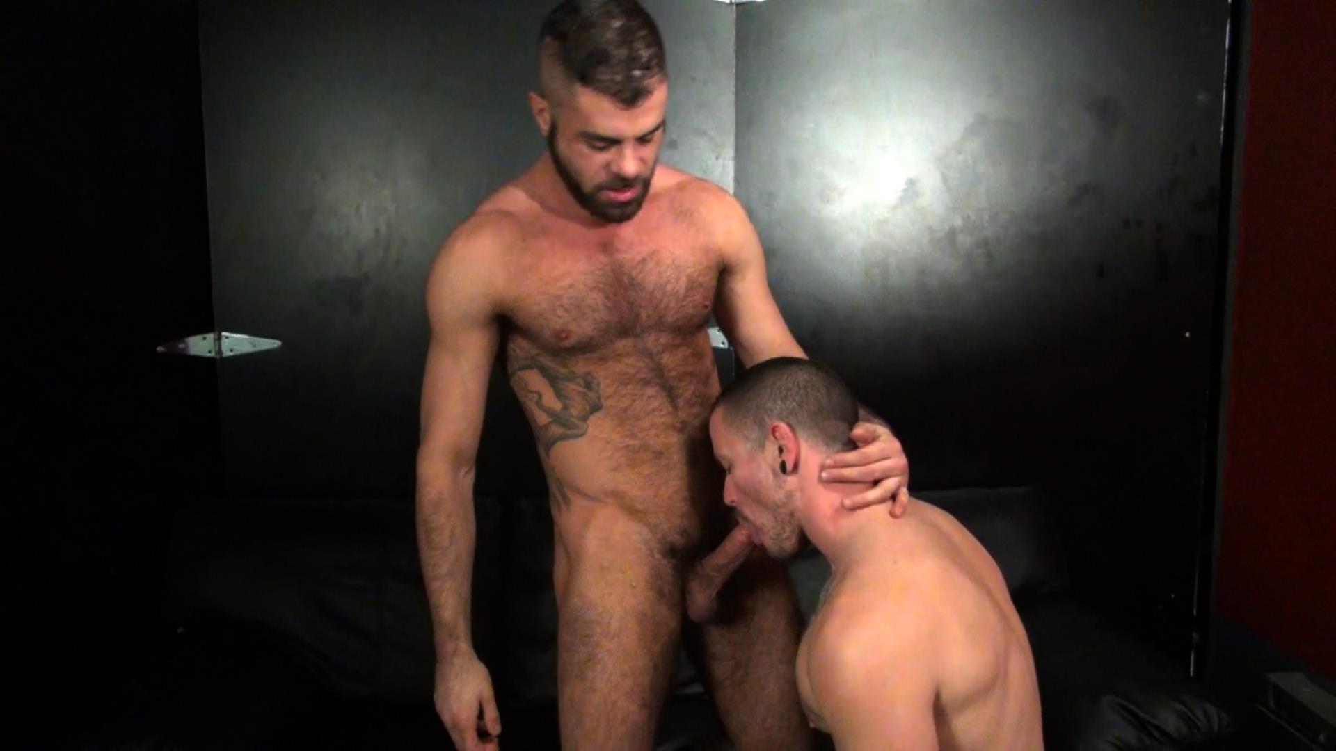 Raw Fuck Club Max Cameron and Markus Isaacs Hairy Muscle Bareback Breeding BBBH Amateur Gay Porn 6 Max Cameron and Markus Isaacs Breeding Each Others Hairy Ass