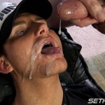 Seth Chase Addison Cooper Massive Load of Cum In the Mouth And Face Amateur Gay Porn 18 150x150 Cocksucker Eating A Massive Load of Hot Thick Cum