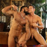 UK Naked Men Rogan Richards Darius Ferdynand Huge Uncut Cocks Fucking Amateur Gay Porn 27 150x150 Hairy Muscle Arab Stud With A Big Uncut Cock Fucks A Slim Muscle Ass