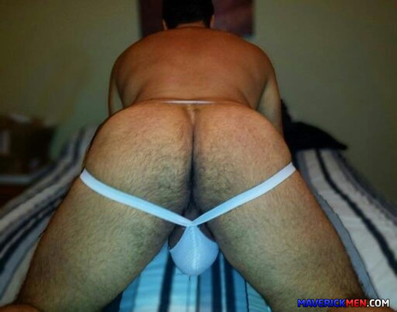 Maverick Men Grumpy Hairy Bear Gets Fucked By Two Big Daddy Cocks Amateur Gay Porn 6 The Maverick Men Bareback Tag Team A Hairy Bear Ass