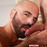 Butch Dixon Adam Russo and Adam Dacre Getting Fucked By A Big Uncut Cock Amateur Gay Porn 02 150x150 Adam Russo Getting A Big Bareback Uncut Cock Up His Hairy Ass