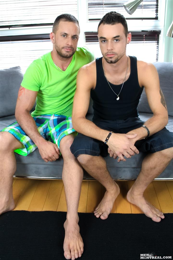 Men-of-Montreal-Brad-Rioux-and-Marco-Gagnon-Big-Uncut-Cock-Hairy-Guys-Fucking-Amateur-Gay-Porn-01 Big Uncut Cock Hairy Muscle Guys Flip Flop Fucking