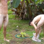 Island-Studs-Brian-and-Darren-Straight-Surfers-Jerking-Off-Their-Big-Cocks-and-Big-Balls-Amateur-Gay-Porn-04-150x150 Straight Young Surfer Buddies Jerking Off Together