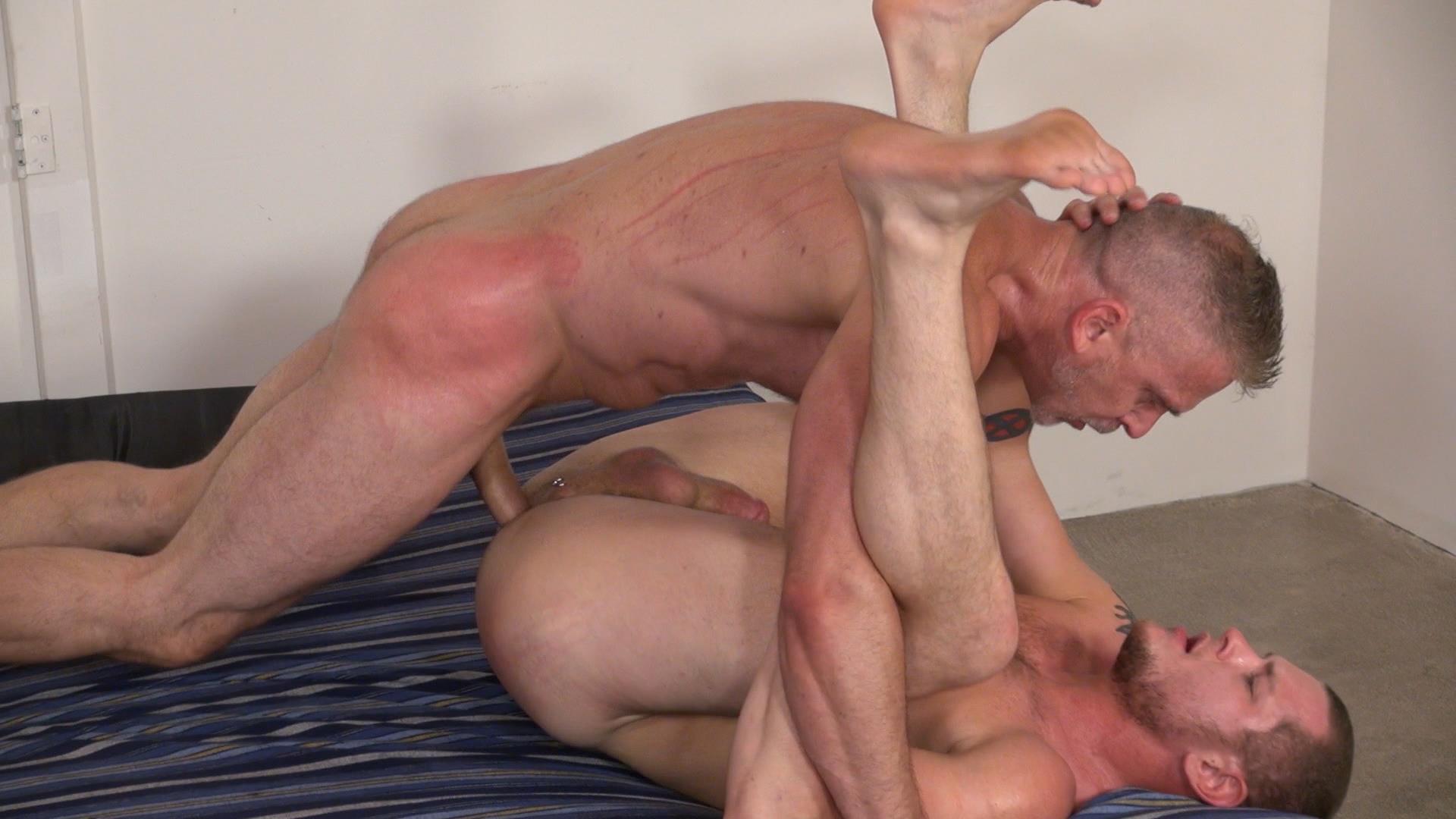 Raw-and-Rough-Sam-Dixon-and-Blue-Bailey-Daddy-And-Boy-Flip-Flip-Bareback-Fucking-Amateur-Gay-Porn-07 Blue Bailey Flip Flop Barebacking With A Hung Daddy