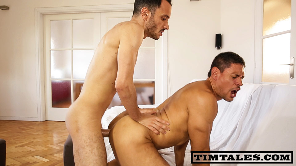 TimTales-Esteban-and-John-Rodriguez-Getting-Fucked-Bareback-By-A-Big-Uncut-Cock-Amateur-Gay-Porn-03 TimTales: Esteban and John Rodriguez - Big Uncut Cock Bareback