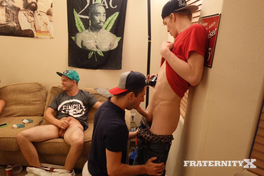Fraternity X Frat Guys Bareback A Tight Hole BBBH Amateur Gay Porn 03 Frat Guys Gang Barebacking A Foreign Exchange Student