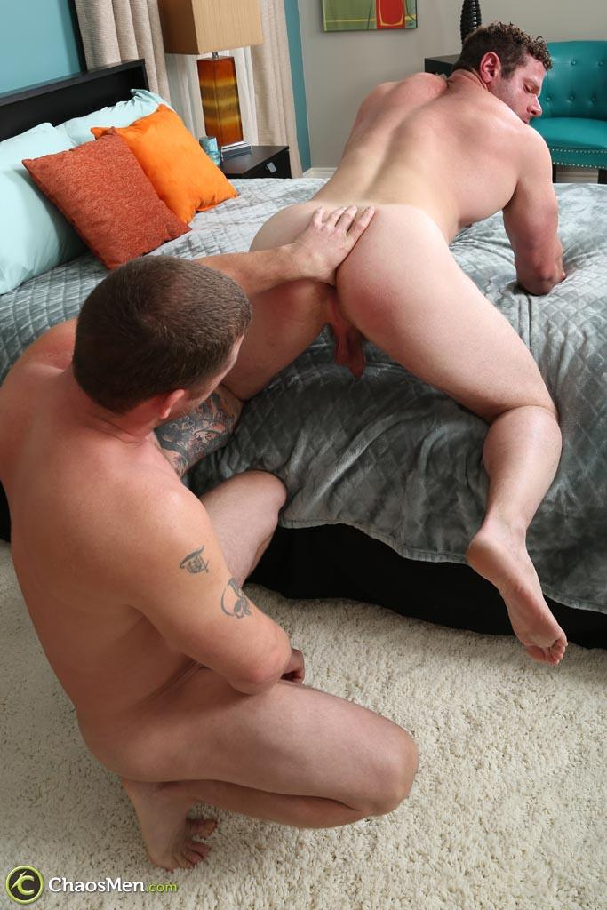 Chaosmen Ransom and Wagner Straight Bodybuilder Getting Barebacked Amateur Gay Porn 23 Hairy Straight Bodybuilder Gets Barebacked By His Bi Buddy
