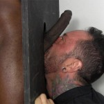 Straight Fraternity Tyler Big Black Uncut Cock At The Gloryhole Amateur Gay Porn 06 150x150 Young Black Muscle Stud Gets His Big Black Uncut Cock Sucked At The Gloryhole