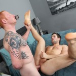 ChaosMen Jordan and Griffin Bareback Redhead Straight Guys Fucking Amateur Gay Porn 43 150x150 Straight Redheaded Muscle Hunk Barebacking A Guys Ass