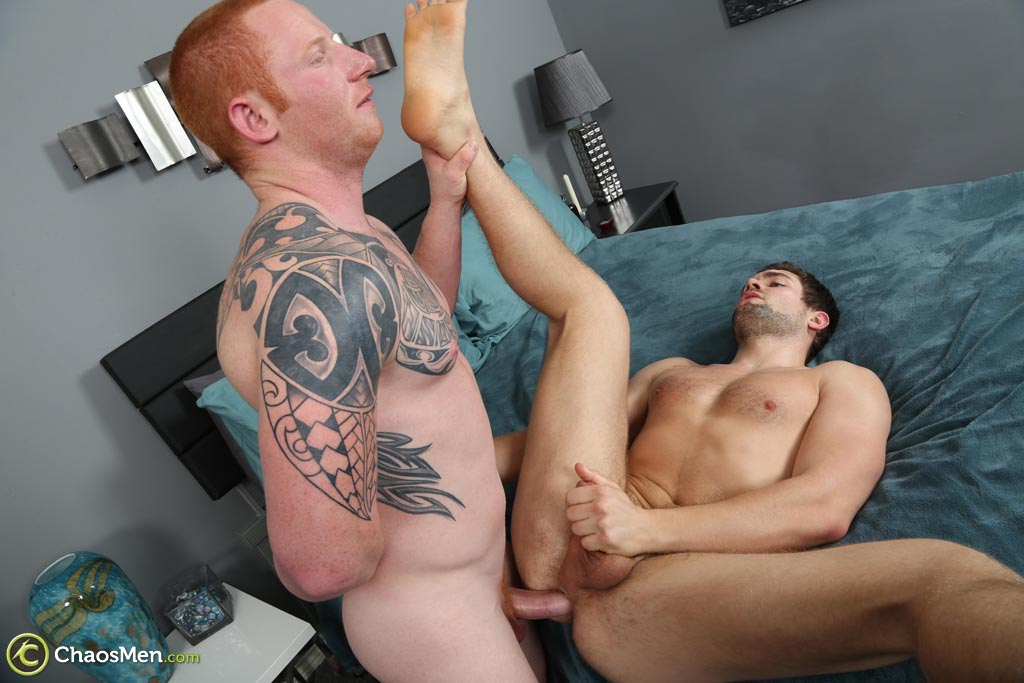 ChaosMen Jordan and Griffin Bareback Redhead Straight Guys Fucking Amateur Gay Porn 50 Straight Redheaded Muscle Hunk Barebacking A Guys Ass