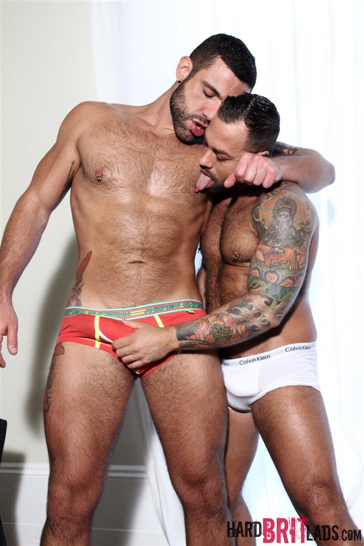 Hard-Brit-Lads-Sergi-Rodriguez-and-Letterio-Amadeo-Big-Uncut-Cock-Fucking-Amateur-Gay-Porn-03 Hairy British Muscle Hunks Fucking With Their Big Uncut Cocks