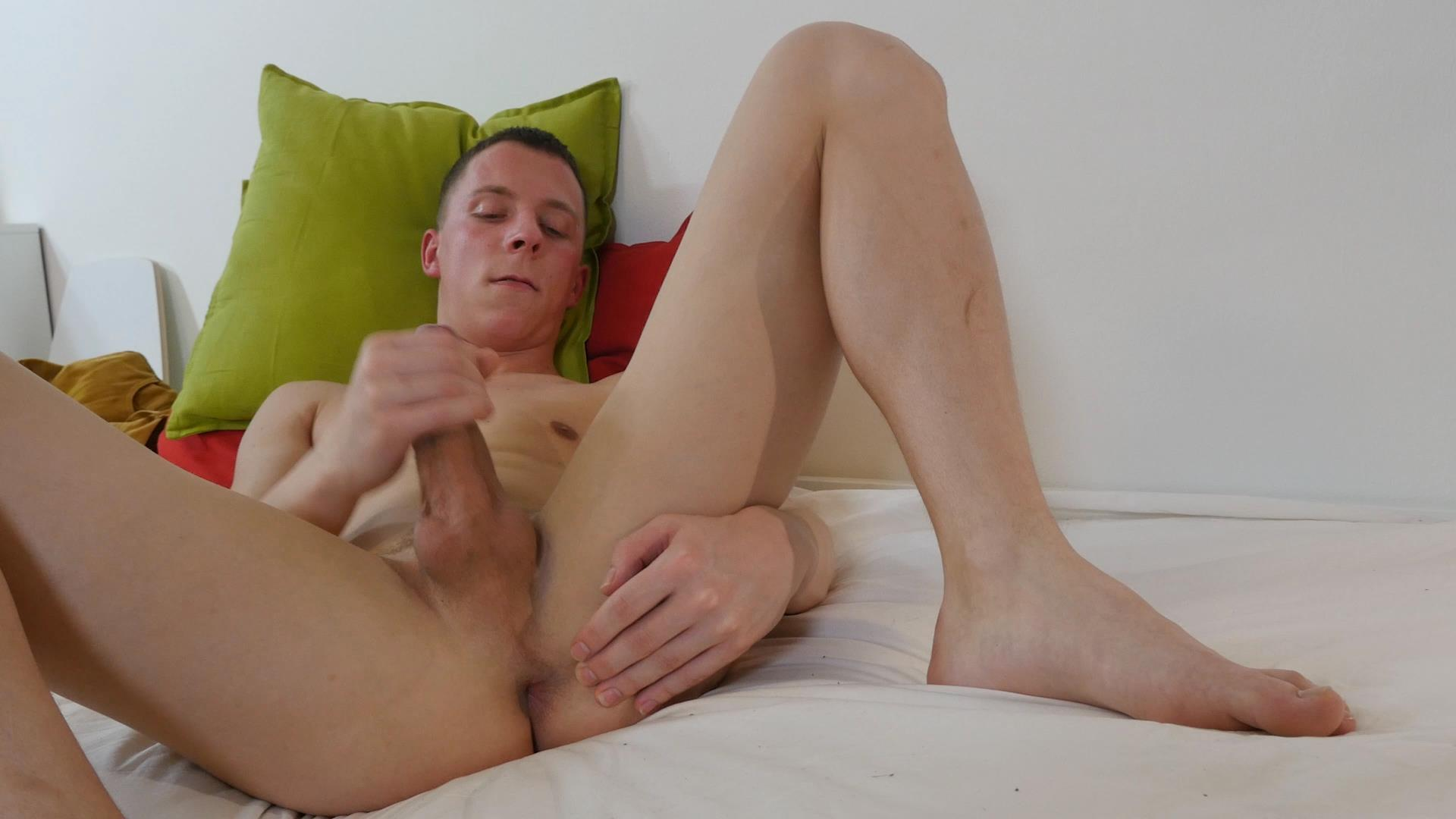 Twink Boys Party Andrew Kitt Twink With Big Uncut Cock Masturbation Amateur Gay Porn 18 Twink Andrew Kitt Rubbing A Load Out Of His Big Uncut Cock