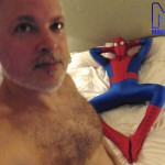 Maverick-Men-Spiderman-With-A-Big-Black-Dick-Bareback-Threesome-Amateur-Gay-Porn-03-150x150 Happy Halloween... Did You Know That Spiderman Has A Big Black Dick?