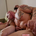 Butch Dixon Erik Lenn and Mike Bourne Masculine Guys Fucking Bareback Amateur Gay Porn 08 150x150 Beefy Masculine Guys Fucking Bareback With A Big Uncut Cock