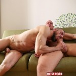 Butch Dixon Erik Lenn and Mike Bourne Masculine Guys Fucking Bareback Amateur Gay Porn 11 150x150 Beefy Masculine Guys Fucking Bareback With A Big Uncut Cock