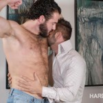 Hardkinks Jessy Ares and Martin Mazza Hairy Alpha Male Amateur Gay Porn 08 150x150 Hairy Muscle Alpha Male Dominates His Coworker