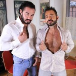 Hardkinks Jessy Ares and Martin Mazza Hairy Alpha Male Amateur Gay Porn 14 150x150 Hairy Muscle Alpha Male Dominates His Coworker