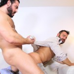 Hardkinks Jessy Ares and Martin Mazza Hairy Alpha Male Amateur Gay Porn 39 150x150 Hairy Muscle Alpha Male Dominates His Coworker