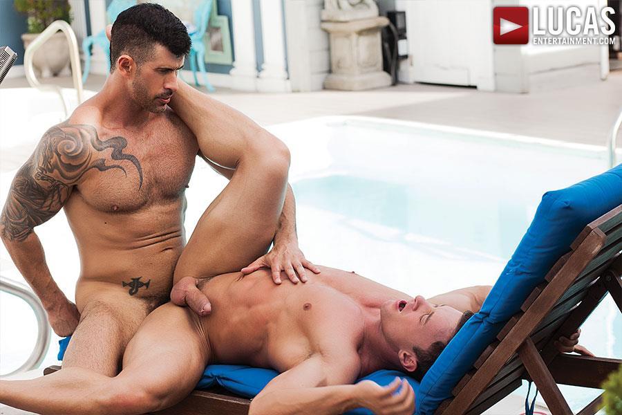 Lucas Entertainment Alexander Volkov and Adam Killian Muscule Bareback Fuck Amateur Gay Porn 07 Adam Killian Barebacking A Muscle Hunk With A Juicy Ass