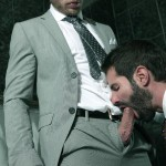 Men At Play Matthew Anders and Dani Robles Men In Suits With Big Cocks Fucking Amateur Gay Porn 05 150x150 Looking For Cock and A Fuck In the Mens Restroom