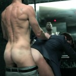 Men At Play Matthew Anders and Dani Robles Men In Suits With Big Cocks Fucking Amateur Gay Porn 09 150x150 Looking For Cock and A Fuck In the Mens Restroom