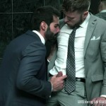 Men At Play Matthew Anders and Dani Robles Men In Suits With Big Cocks Fucking Amateur Gay Porn 16 150x150 Looking For Cock and A Fuck In the Mens Restroom
