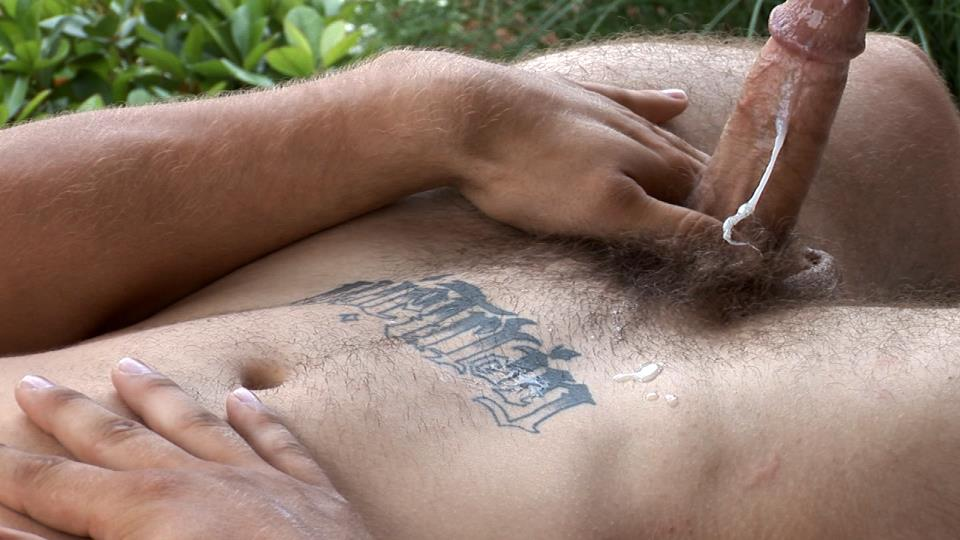 Southern-Strokes-Josh-and-Logan-Hairy-Texas-Twinks-Fucking-Outside-Amateur-Gay-Porn-18 Hairy Texas Twinks Share an Outdoor Fucking At The Ranch