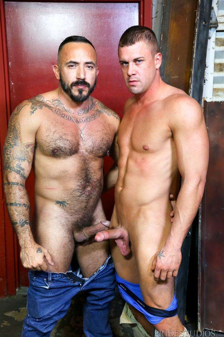 Men Over 30 Darin Silvers and Alessio Romero Hitchhiker Fucking Hairy Ass Amateur Gay Porn 06 Alessio Romero Picks Up A Hitchhiker And Gets Fucked In The Ass