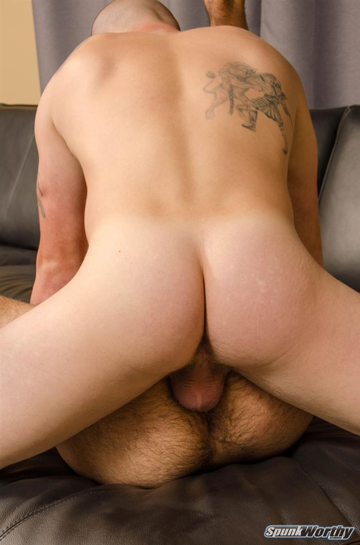 SpunkWorthy Landon and Eddie Straight Army Guy Fucks His First Ass Amateur Gay Porn 16 Straight Army Hunk Barebacks His First Man Ass