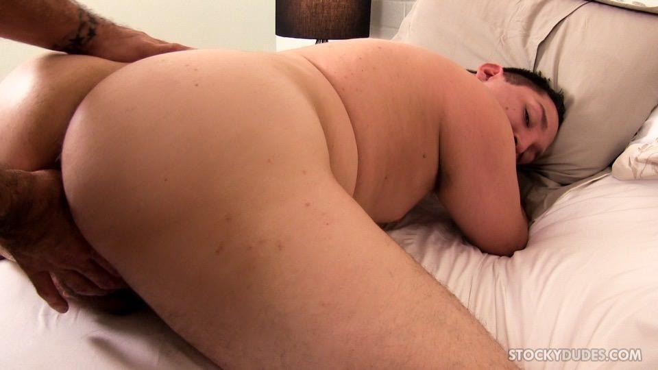 Stocky Dudes Dylan Ventura and Evan Ellis Bear and A Cub Bareback Amateur Gay Porn 09 Chubby Cub And A Hairy Muscle Bear In A Bareback Fuck